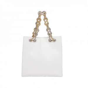 Balenciaga Chain Tote Bag - Resort 2014