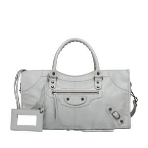 Balenciaga Gris Glace Classic Part Time Bag