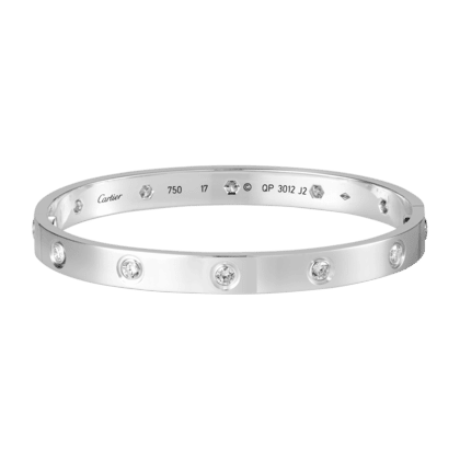 Cartier Love Bracelet Reference Guide