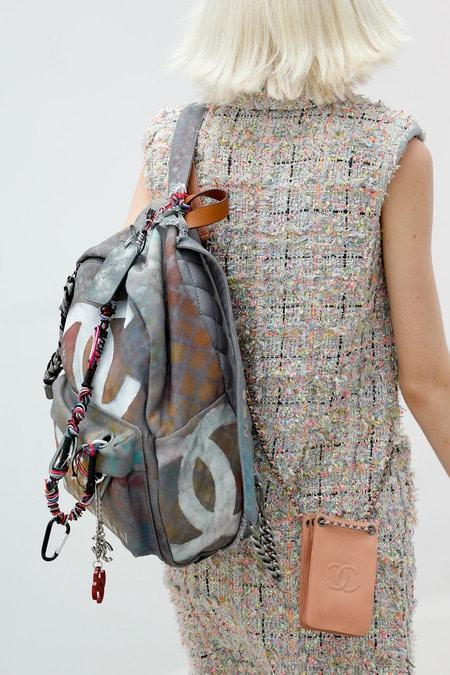 Рюкзак шанель 2014 как сделать лямки на рюкзаке