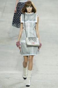 4836845a92db ... Chanel Boy Airbrushed Flap Bag - Spring 2014 RUnway ...
