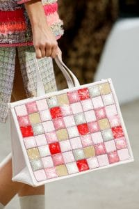 Chanel Multi Sequins Shopping Tote Bag - Spring 2014 Runway
