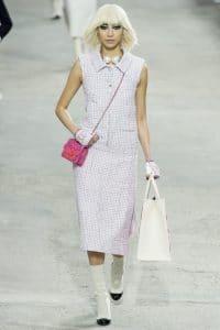 Chanel Pink Boy Brick Flap Bag - Spring 2014 Runway