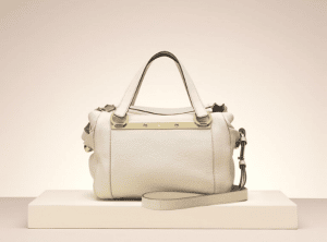 Chloe Angora Beige Bridget Mini Bag