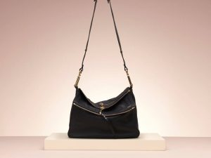 Chloe Black Venessa Bag with Leather - Holiday 2013
