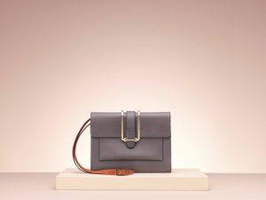 Chloe Bronte Grey Messenger Bag - Holiday 2013