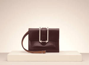 Chloe Burgundy Bronte Bag