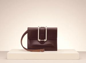 Chloe Burgundy Bronte Small Bag