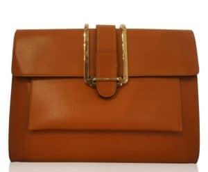 Chloe Cuoio Natural Bronte Medium Bag