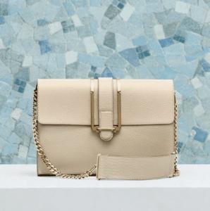 Chloe Twilight Grey Bronte Medium Bag