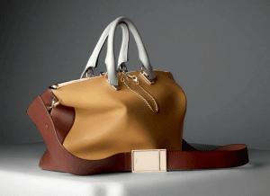 Chloe Yummy Cookie/Brownie Brown Baylee Large Bag