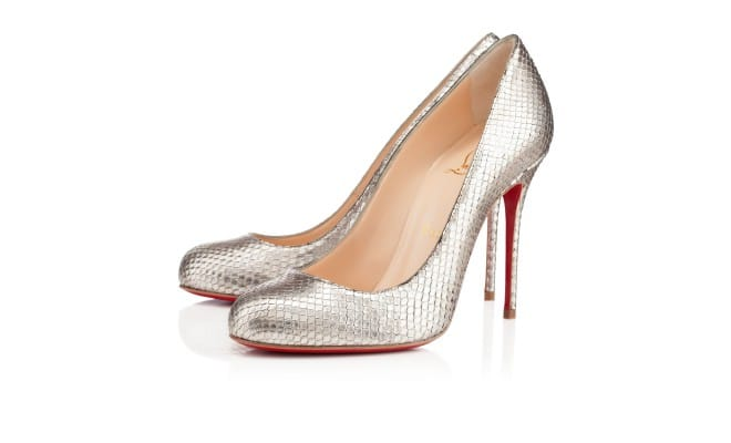 fake men christian louboutin - christian louboutin round toe pumps - Bbridges