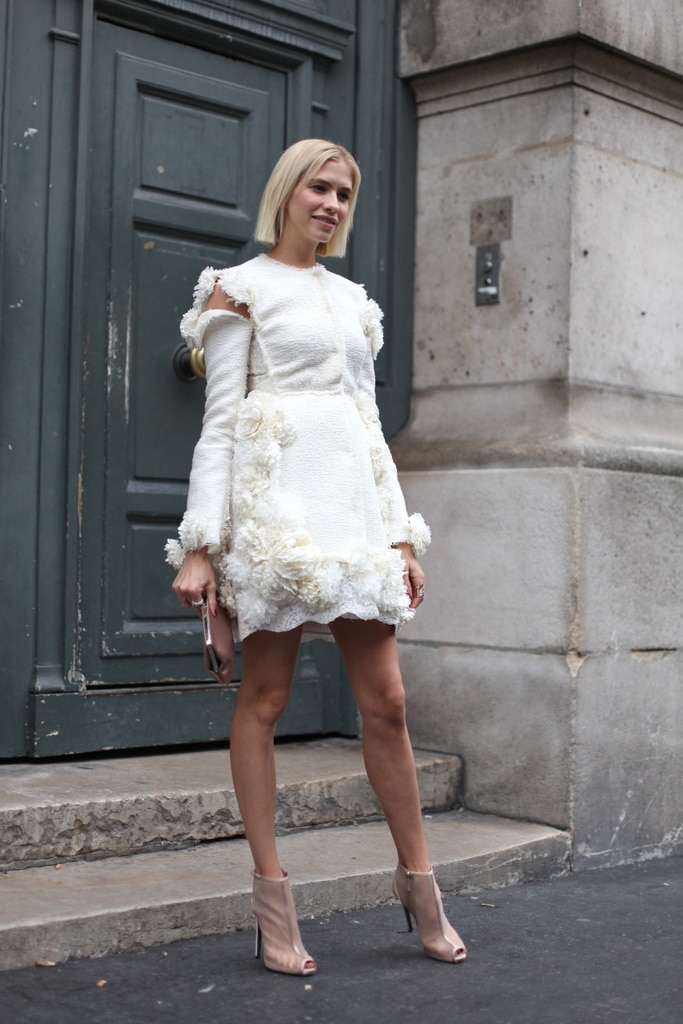 Paris Fashion Week Street Style Day 7 Spotted Fashion