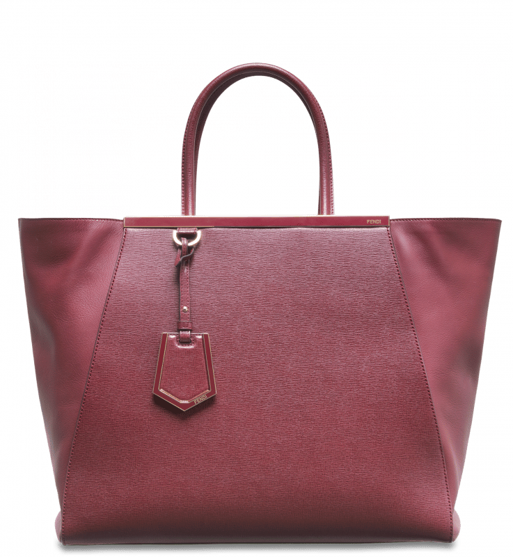 7564544a852 Fendi 2Jours Tote Bag for Fall Winter 2013 Collection