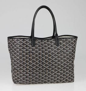 Goyard Black Saint Louis PM Bag