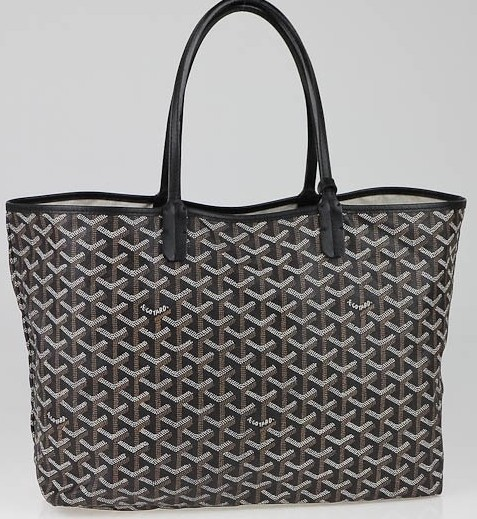 goyard st louis tote bag versus moynat cabas initial tote bag spotted fashion. Black Bedroom Furniture Sets. Home Design Ideas