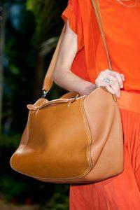 Hermes Gold Shoulder Bag - Runway Spring 2014