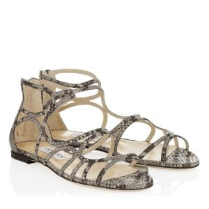 Jimmy Choo Sutri Strappy Sandals - Cruise 2014