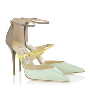 Jimmy Choo Typhoon Pumps Strappy - Cruise 2014