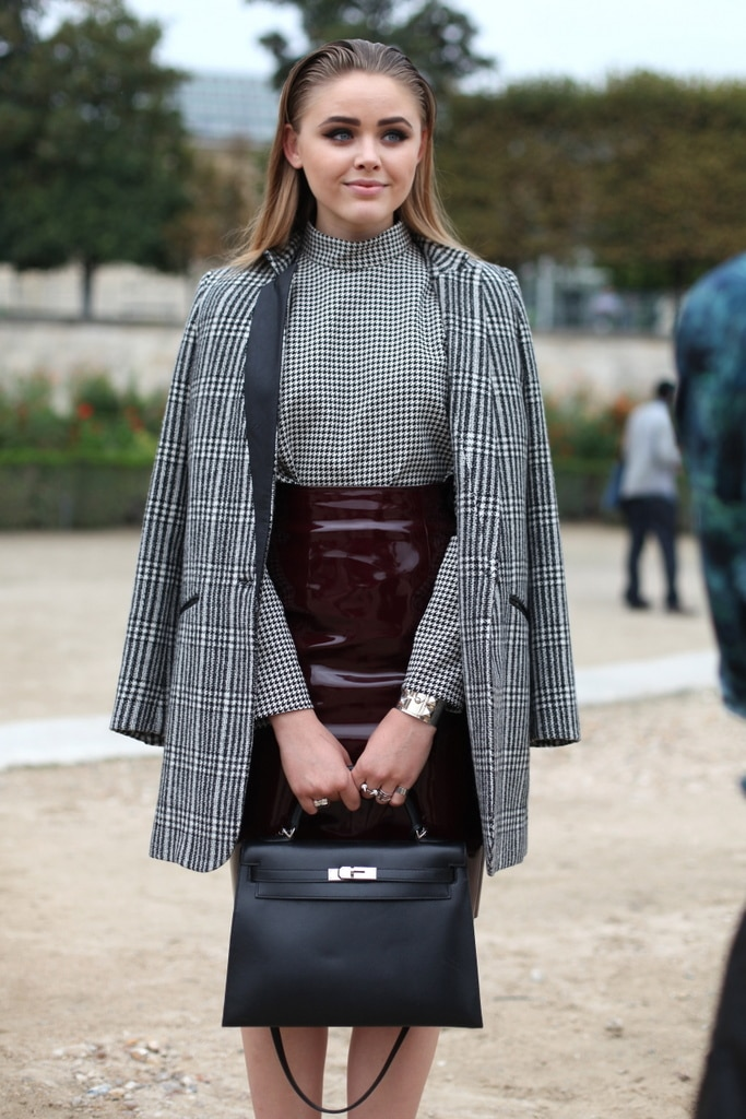 best hermes birkin replica - Paris Fashion Week Street Style �C Day 7 | Spotted Fashion