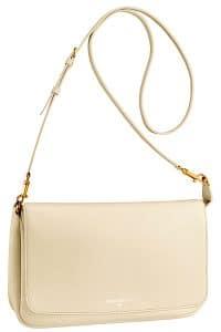 Louis Vuitton Beige Pochette Bag - Cruise 2014