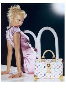 Louis Vuitton Murakami Bag Campaign 2002
