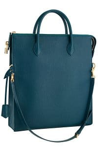 Louis Vuitton Cyan Mobil Bag - Cruise 2014