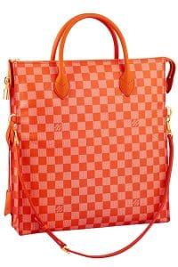 Louis Vuitton Piment Damier Couleur Mobil Bag - Cruise 2014