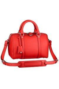 Louis Vuitton Red Coral SC BB Bag - Cruise 2014