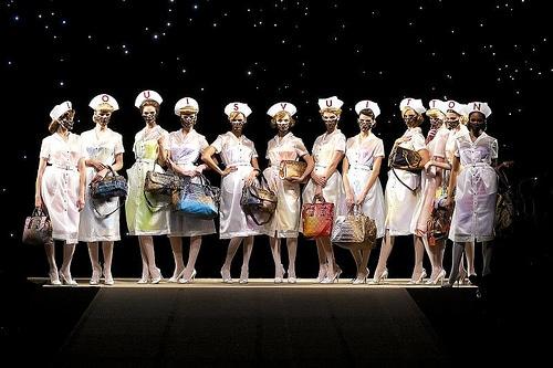 Multicolore Fashion Show