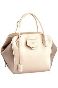 Louis Vuitton White Large Tote Bag - Cruise 2014
