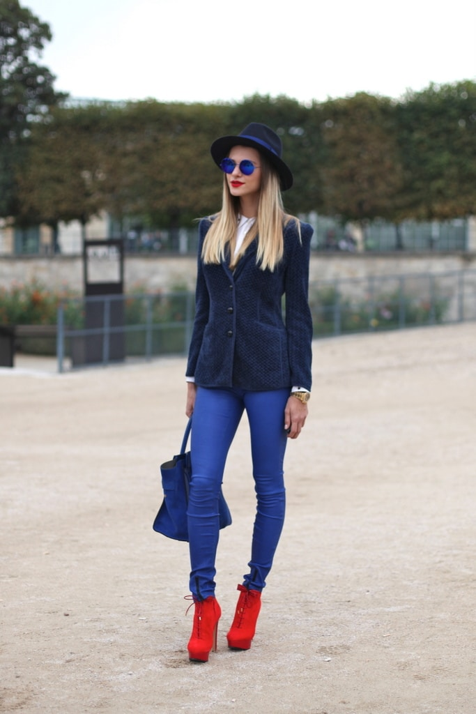 paris fashion week street style day 7 spotted fashion