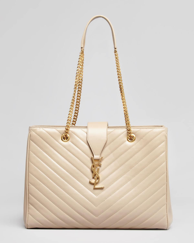 Saint Laurent Classic Monogramme Clutch Bag Reference ...