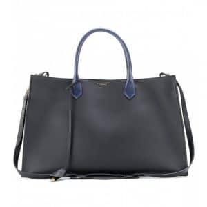 Balenciaga Black 'Nude' Padlock Tote Bag - Fall 2013