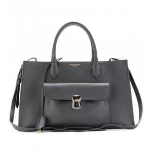 Balenciaga Black Padlock Work Bag - Fall 2013