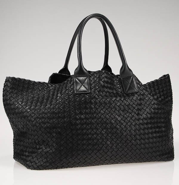 45f00e418fd Bottega Veneta Cabat Bag Reference Guide   Spotted Fashion
