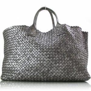 Bottega Veneta Peltro Cabat Large Bag