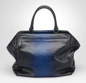 Bottega Veneta Prusse Electrique Madras Sfumato Brera Bag 2