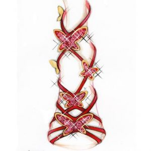 Casadei Special Edition Shoe for Christmas 2013