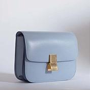 Celine Baby Blue Box Bag
