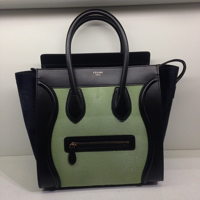 celine mini luggage shop online - Celine Luggage Tote Bags for Spring 2014 and Price Increases ...