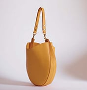 Celine Saffron Hobo Bag