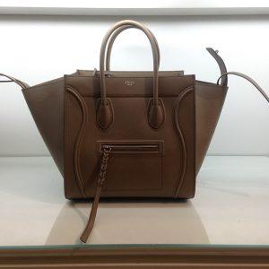 Celine Taupe Phantom Bag - Cruise 2014