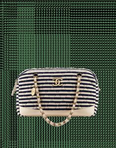 Chanel Coco Sailor Camera Case Bag - Cruise 2014