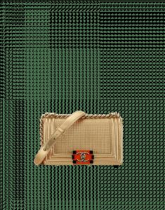 Chanel Cube Boy Bag - Cruise 2014
