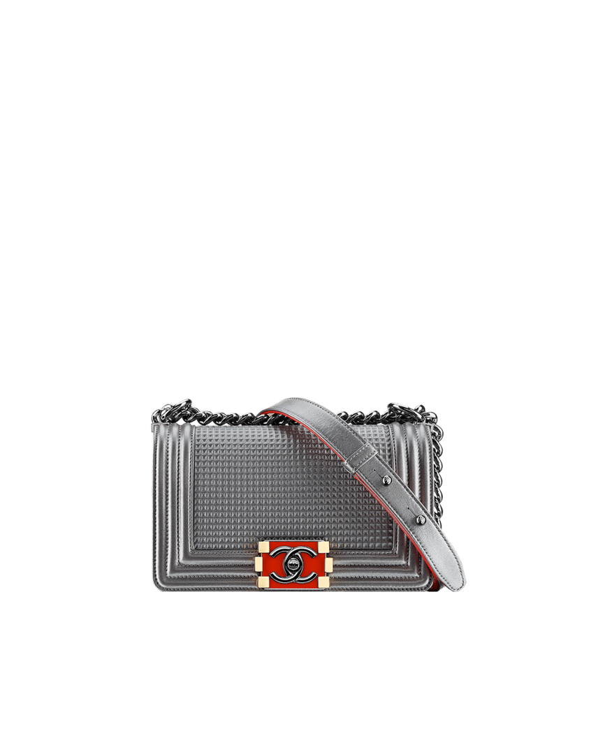 Chanel Cube Red $3,900.00 Usd Chanel Cube