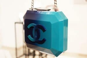Chanel Ombre Clutch Bag - Spring Summer 2014 - 1