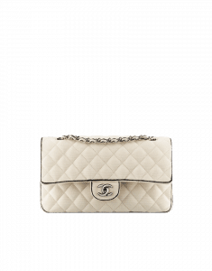 Chanel Timeless Classic Flap with Black Edges Bag - Cruise 2014