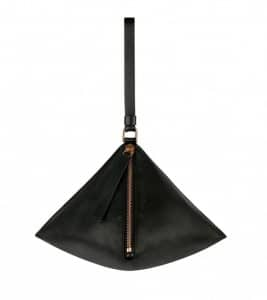 Givenchy Black Pyramidal Clutch Bag - Spring Summer 2014 Collection