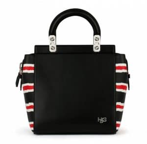 Givenchy Black/White/Red HDG Small Bag - Spring Summer 2014 Collection